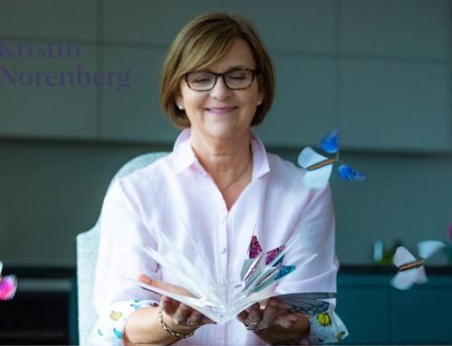 Kristin Norenberg – Tid for balanse